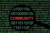 Community — Stock Photo