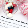 Overweight and obesity — Stock Photo #9660392