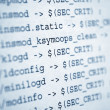 Html source codes — Stock Photo #9887618