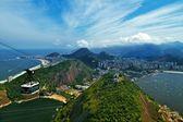 Rio Landscape — Stock Photo