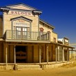 western saloon — Stock Photo