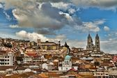 Quito Churches — Stock Photo