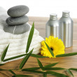 Spa still life - Foto Stock