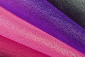 Fabric organza texture — Stock Photo