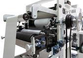 マシンの詳細を印刷 — ストック写真