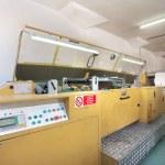 Inside factory — Stock Photo #8823290