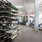 Inside factory — Stock Photo #8823461