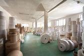 Armazém de fábrica — Foto Stock