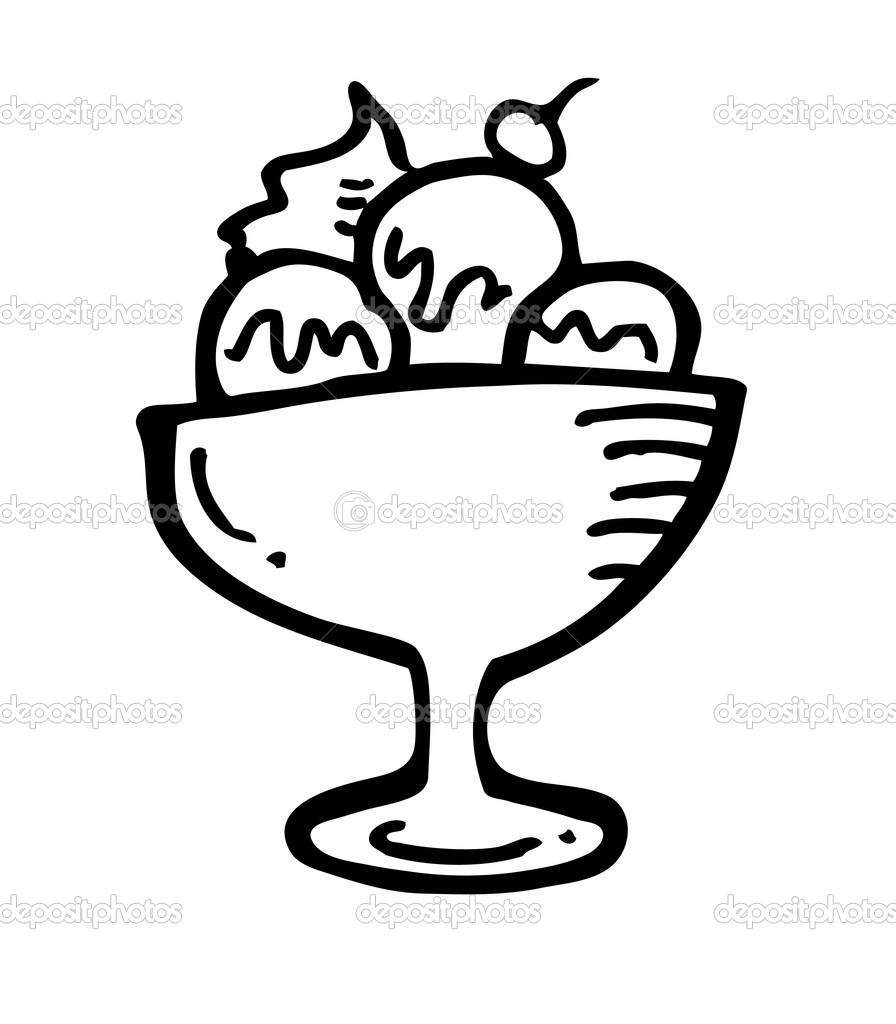 Ice Cream Coloring Pages Printable likewise Ice Cream Coloring Pages ...