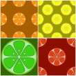 Stock Photo: Backgrounds, citrus fruit