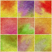 Colored wool mohair — Stock Photo