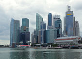 Singapore city — Stock fotografie