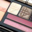 Make up palette — Stock Photo