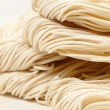 Chinese white noodle — Stock Photo