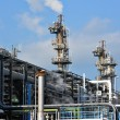 Gas industry — Stock Photo #10481405