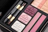 Make up palette set — Stock Photo
