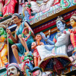Hinduism statues - Stockfoto