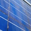 Solar panel cell — Stock Photo #8232252