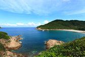 Sai Wan beach in Hong Kong — Stock Photo
