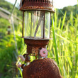 Stock Photo: Antique lamp