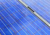 Solar panel cell — Stock Photo