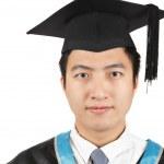 Graduate student — Stock Photo #8368021