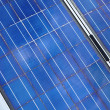 Solar panel cell — Stock Photo #8473352