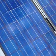 Solar panel cell — Stock Photo