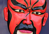 Beijing opera mask — Stock Photo