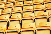 Stadium seat — Stock Photo