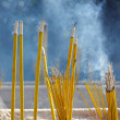 Chinese incense — Stock Photo