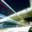 Highway light trails — Stock Photo #8897179