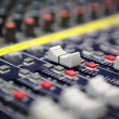 Sound mixer — Stock Photo #8910680