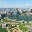 Macau city view — Stock Photo