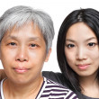 Mother and daughter — Stock Photo #8952294