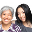 Mother and daughter — Stock Photo #8952295
