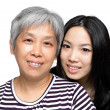 Mother and daughter — Stock Photo #8952296