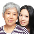 Mother and daughter — Stock Photo #8952657