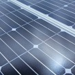 Photovoltaic cells of solar panel — Stock Photo #9178841