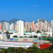 Hong Kong, Yuen Long district — Stockfoto