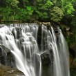 Stock Photo: Waterfalls in shifen taiwan