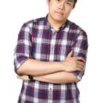 Young asian man — Stock Photo #9179651