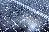 Photovoltaic cells of solar panel — Stock Photo