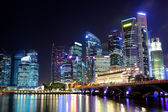 Singapore city — Stock Photo
