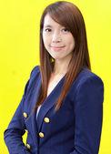 Joven asiática — Foto de Stock