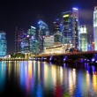 Singapore city — Stock Photo #9454641