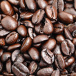 Coffee bean close up — Stockfoto