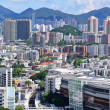 Downtown of Hong Kong city — Stock Photo