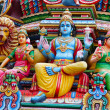 Hinduism statues — Stock Photo #9777649