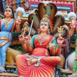 Stock Photo: Hinduism statue